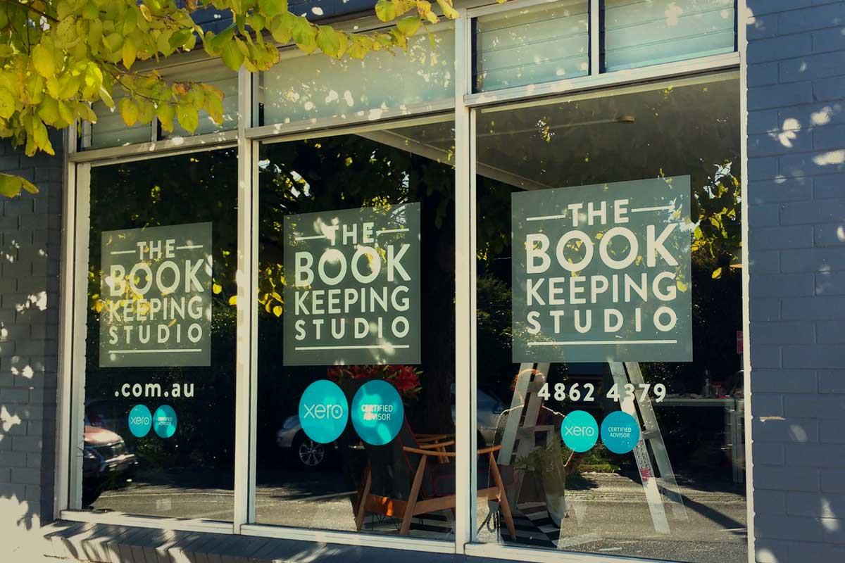 The Book Keeping Studio