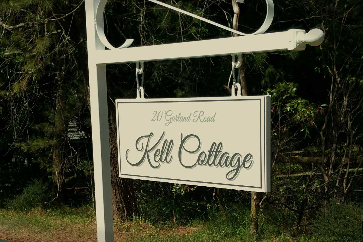 Spartan Creative, Southern Highlands Property Signage